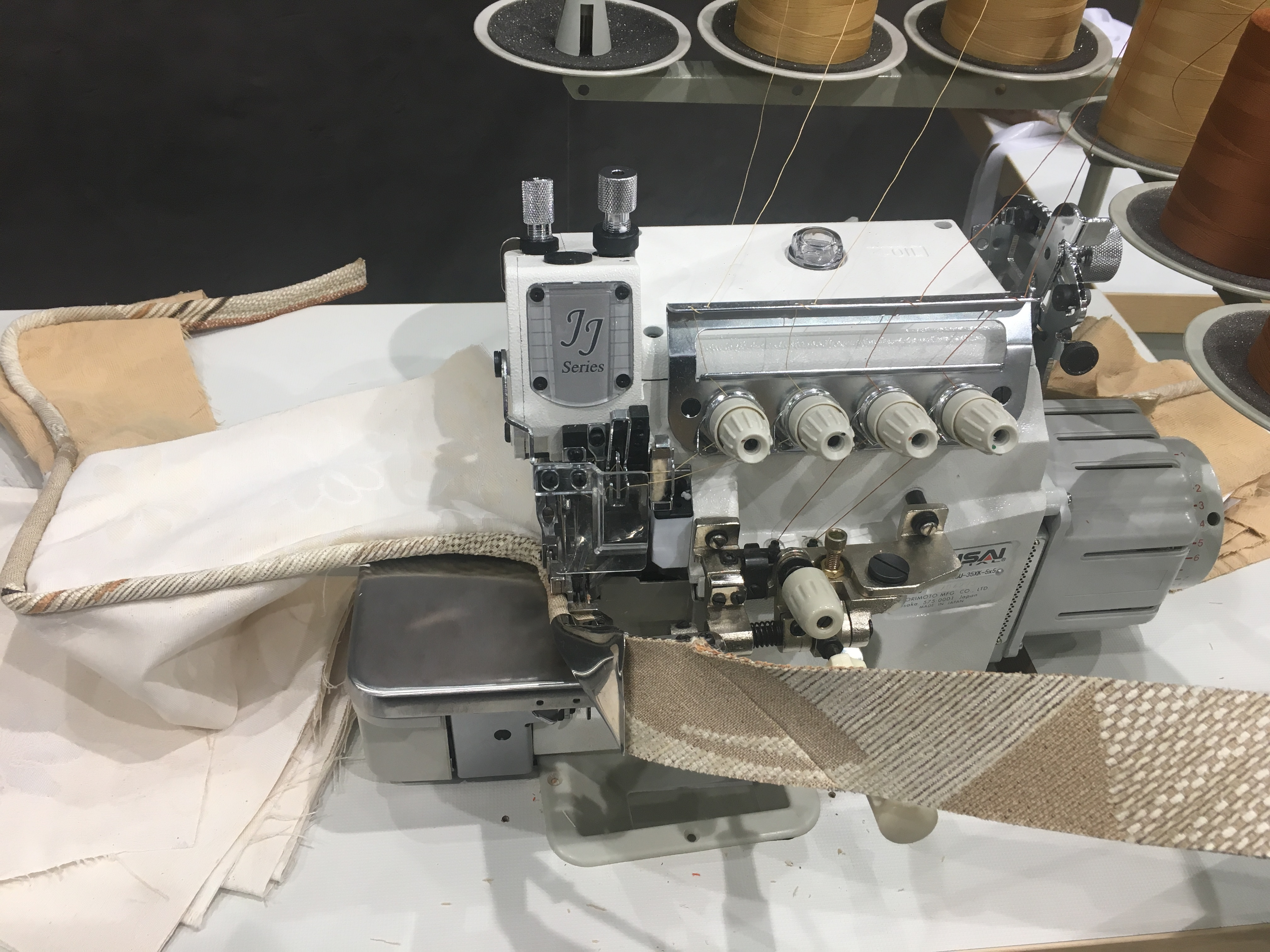 Machines for Upholstery