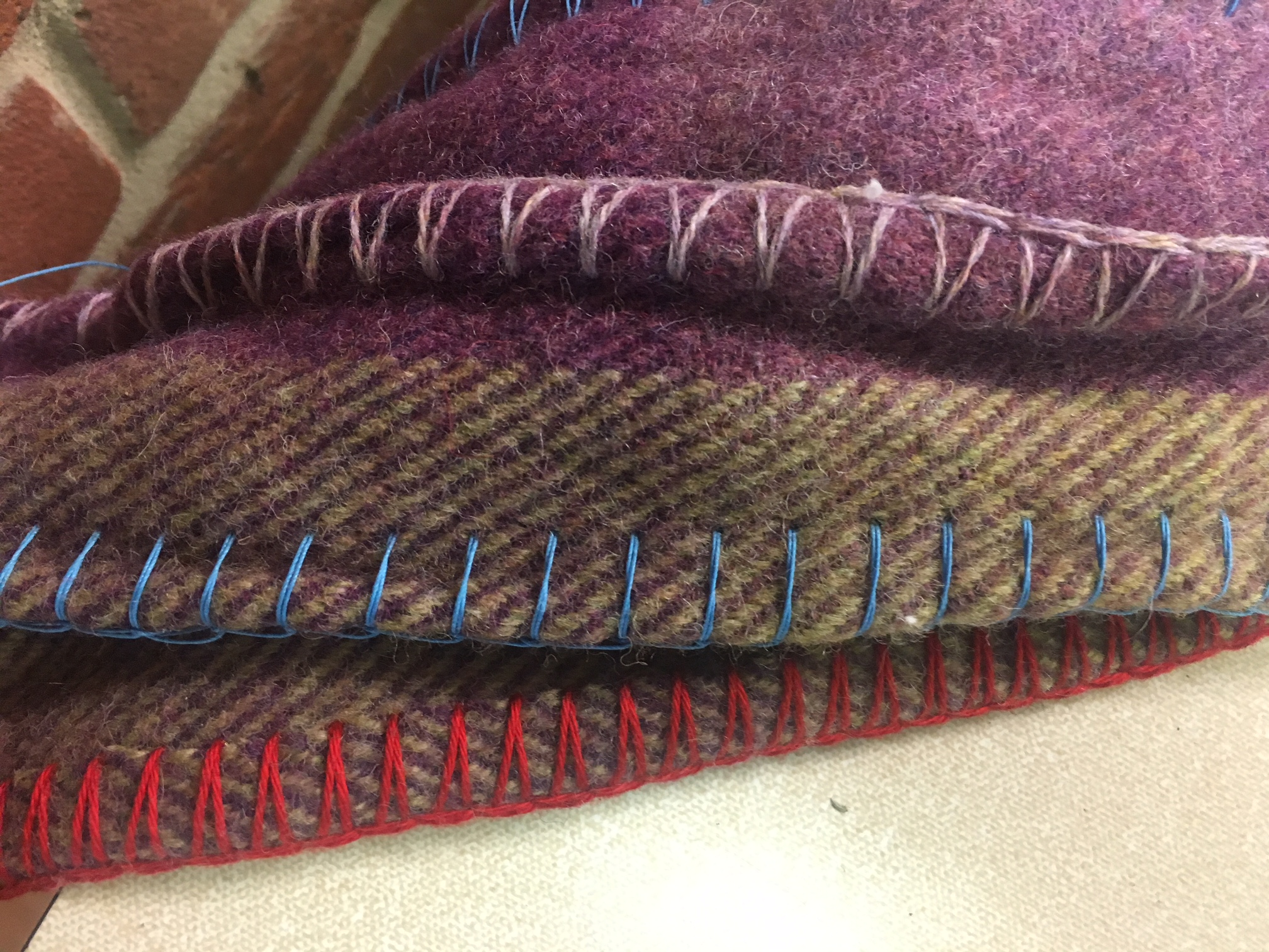 Sanwa Blanket Stitch Machine